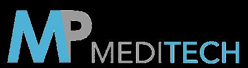 MP Meditech Logo Lockup
